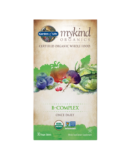 Garden of Life Organics  B-Complex Once Daily