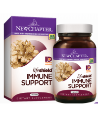 New Chapter - Life Shield Immune Support, 60 Capsules