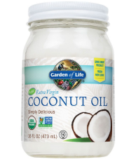 Garden of Life Coconut Oil 16 Fl Oz