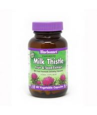 Bluebonnet Milk Thistle (fruit and seed extract)  60 Capsules