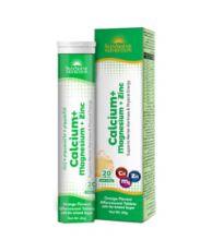 Sunshine Nutrition Magnesium+Zinc Effervescent