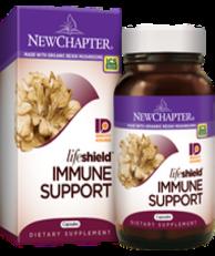New Chapter, LifeShield Immune Support, 60 Capsules