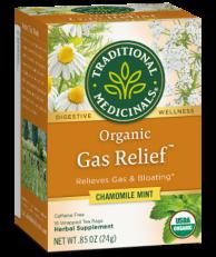 Traditional  Medicinals - Organic Gas Relief