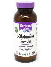 Bluebonnet L-Glutamine Powder, 8oz