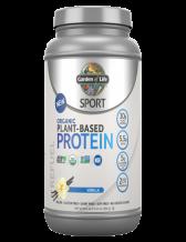 Garden of Life Sport Organic Plant Based Protein Vanilla