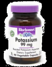 Bluebonnet Potassium 99mg