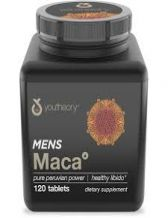 Youtheory  Mens Maca , 120 Tablets
