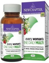 New Chapter Every Woman's One Daily Multi, 72 tablets