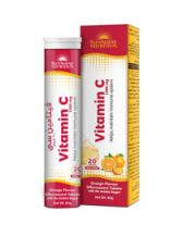 Sunshine Nutrition Vitamin C 1000mg Orange Effervescent