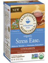 Traditional Medicinals - Organic Stress Ease