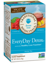 Traditional Medicinals - EveryDay Detox