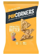 Popcorners - Cinema Butter 5oz